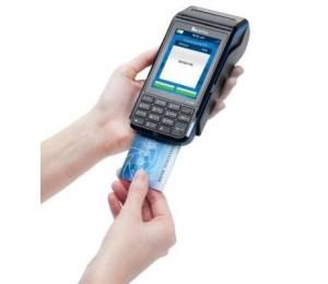 EMV retail POS payment terminal