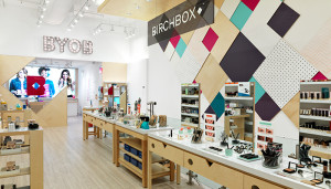 Birchbox Soho store