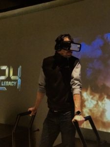 virtual reality at samsung 837