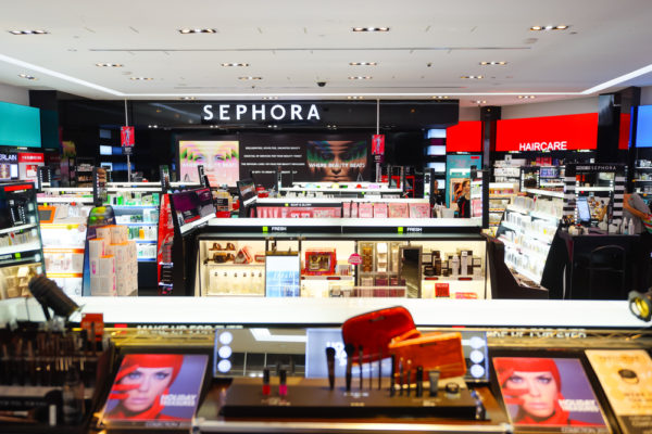 sephora retail store