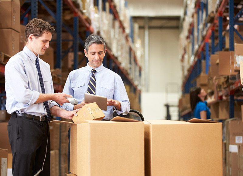 Warehousing assets integrations