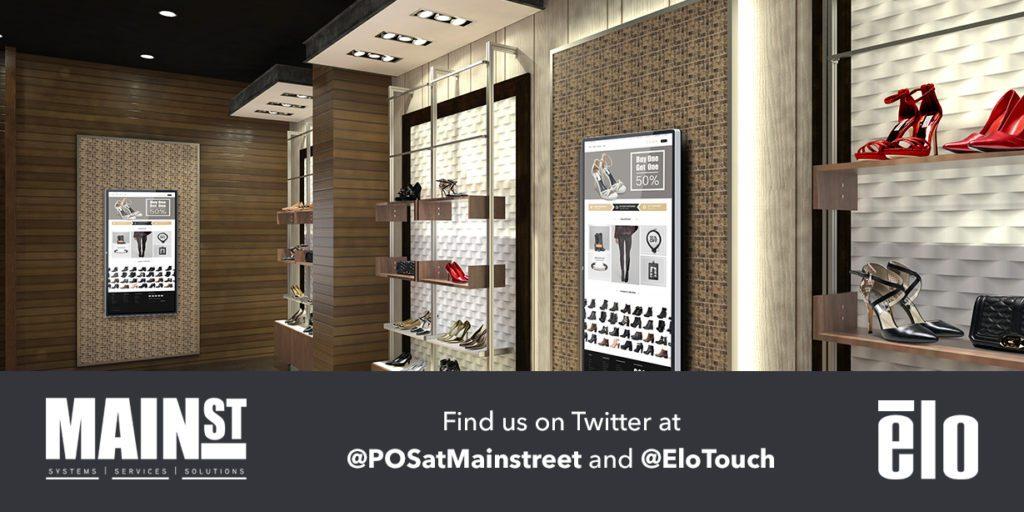 Elo touchscreens