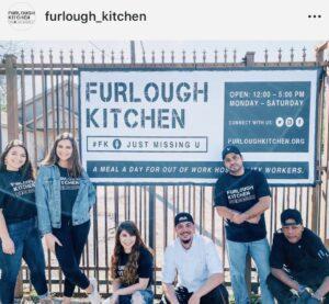 furlough kitchen